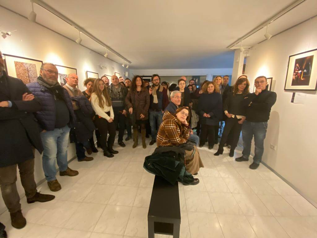 Vernissage Napoli Esoterica